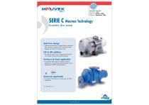 C-SERIES Mouvex Technology Eccentric Disc Pump