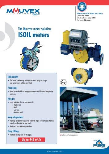 ISOIL Series Meters