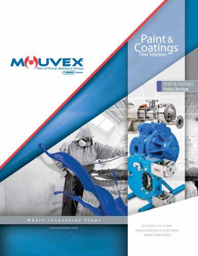 Paint & Coatings Brochure