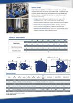 Serie A Bomba de pistón excéntrico - 3