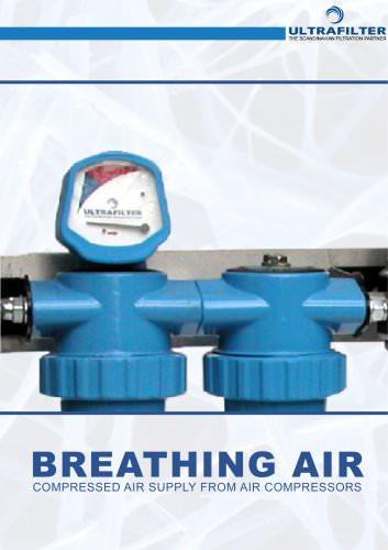 Breathing air brochure