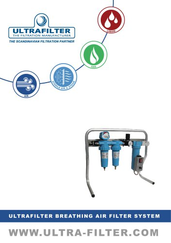 ULTRAFILTER BREATHING AIR FILTER SYSTEM