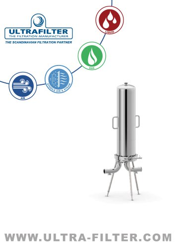 Ultrafilter Gas Catalogue 2019