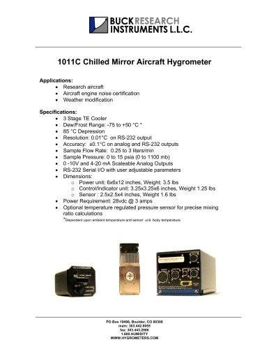 1011C AIRCRAFT HYGROMETER