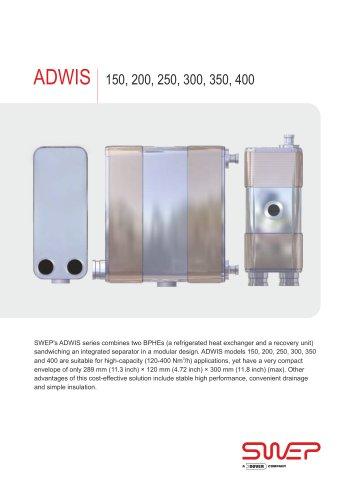ADWIS 150, 200, 250, 300, 350, 400