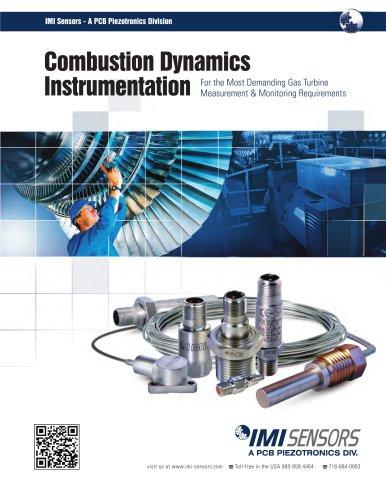 IMI Sensors - Combustion Dynamics Instrumentation