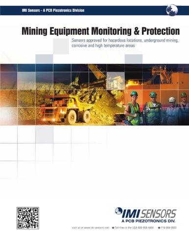IMI Sensors - Mining Equipment Monitoring & Protection