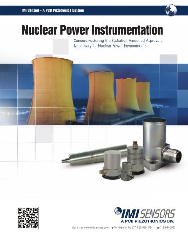 IMI Sensors - Nuclear Power Instrumentation