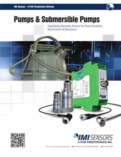 IMI Sensors - Pumps & Submersible Pumps