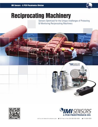 IMI Sensors - Reciprocating Machinery Protection