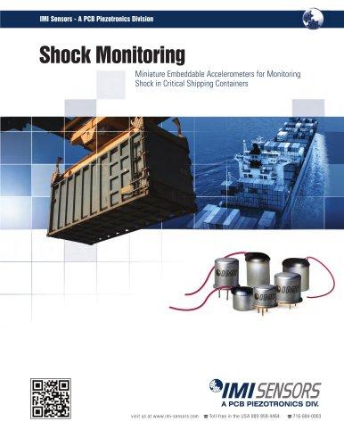IMI Sensors - Shock Monitoring
