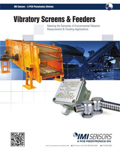 IMI Sensors - Vibration Screens & Feeders
