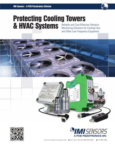Industrial Applications: Protecting Cooling Towers & HVAC Systems