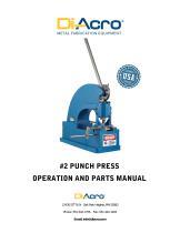 Model 2 Punch Press