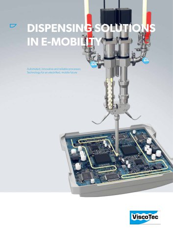 Dispensing Solutions in E-Mobility