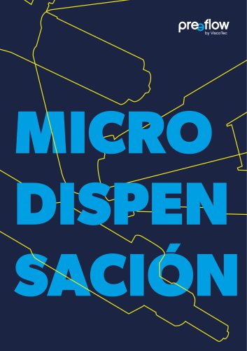 preeflow microdispensación