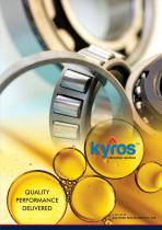 Kyros lubrication solution