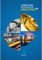 Lubrication Solutions for Industries