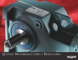 Quantis Motorreductores y Reductores
