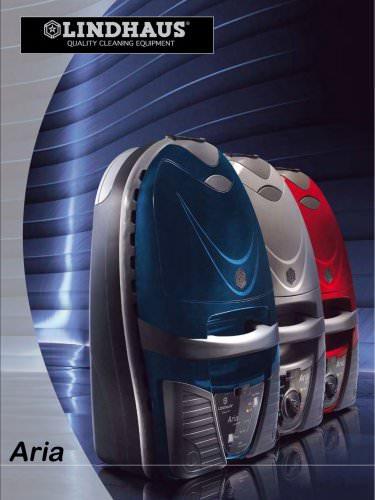 Aria Red - Elite Multifunction Vacuum Cleaner