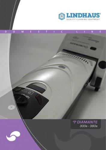 DIAMANTE 300 - 380 MULTIFUNCTION UPRIGHT VACUUM