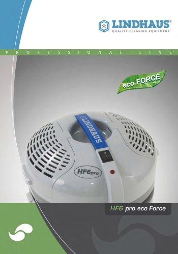 HF6 pro eco Force