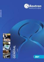 Catalogo Baxtran 2021
