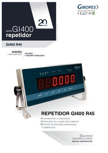 Repetidor GI400 R45