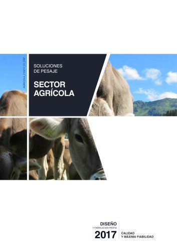 Sector agricola