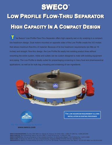 Low Profile LX Brochure