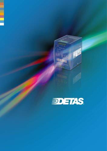 DETAS Catalogue 2009