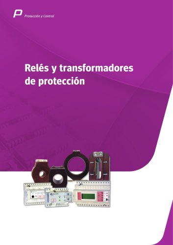 Protection relays and transformers