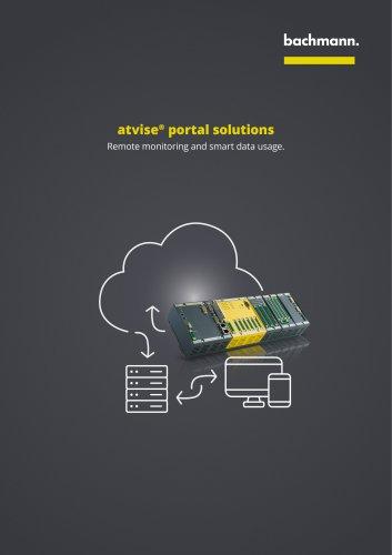 atvise® portal solutions