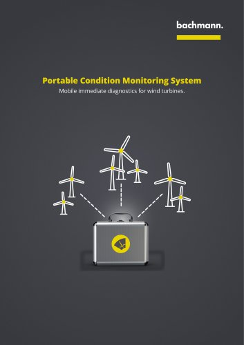 Portable Condition Monitoring System