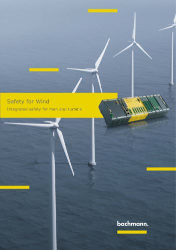 Safety for Wind