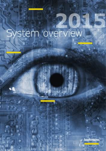 System overview 2015