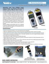 DT-205LR (LCD) Combinación de contacto/sin contacto láser Tacómetros - 1