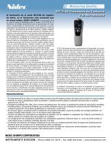 DT-2100 Tacómetro de Contacto /de No-contacto - 1