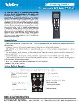 DT-326B Estroboscopio LED portátil - 1