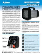 DT-361 Estroboscopio LED de alta intensidad - 1