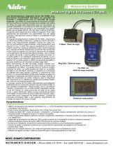 FG-7000L Digital Medidor de Fuerza - 1