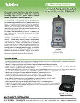 FGV-HXY Digital Medidor de Fuerza - 1