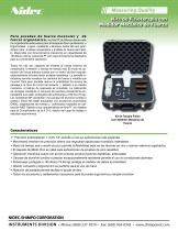 Kits Medidor Mecánico de Fuerza Para pruebas de fuerza muscular y de fuerza ergonómica - 1
