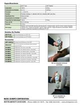 Kits Medidor Mecánico de Fuerza Para pruebas de fuerza muscular y de fuerza ergonómica - 2