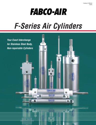 F-Series Air Cylinders