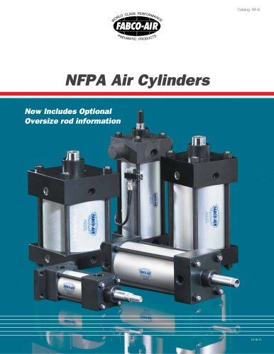 NFPA Air Cylinders