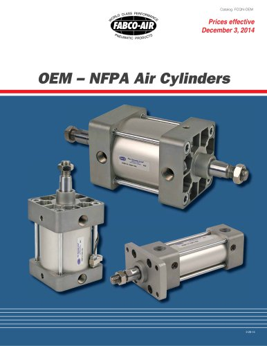 NFPA Cylinders