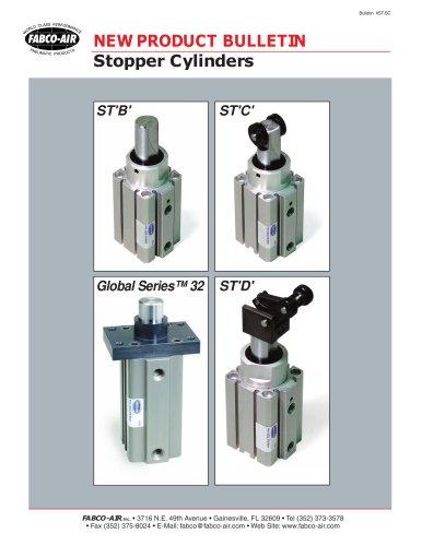 Stopper Cylinder Bulletin ST-SC