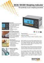 Baykon BX30 / BX30D Weighing Indicator