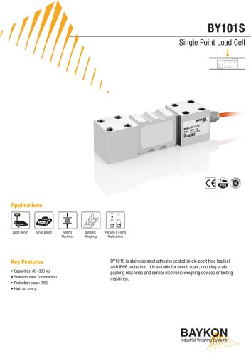 Baykon BY101S Single Point Load Cell